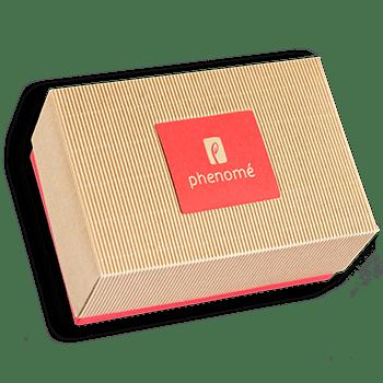 Pudełko teksturowe z logo