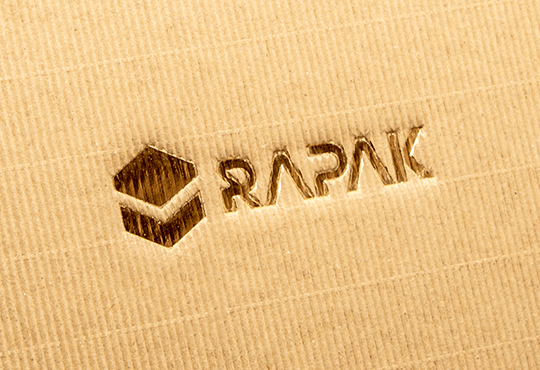 Rapak znakowanie pudełek hot-stamping