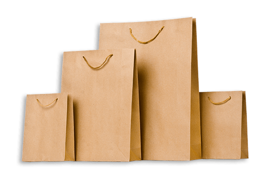 Torby klasyczne papierowe i tekturowe